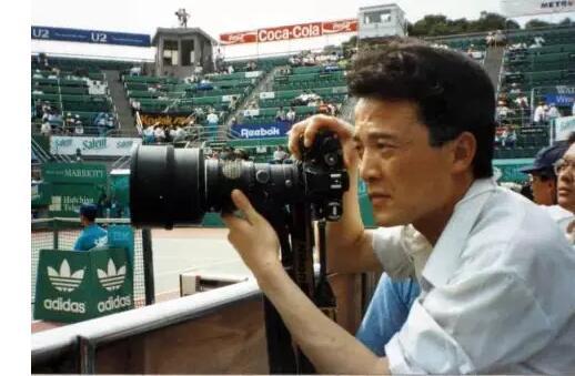 1993年4月,到香港采访时,用尼康相机拍摄