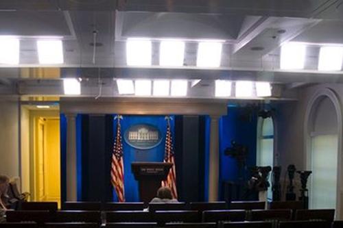 特朗普要动白宫新闻发布会?