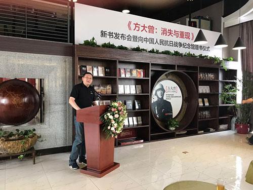 中央电视台纪录频道副总监、高级编辑冯雪松