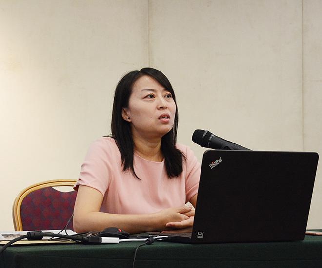工人日报《政工视界》栏目主编尹晓燕