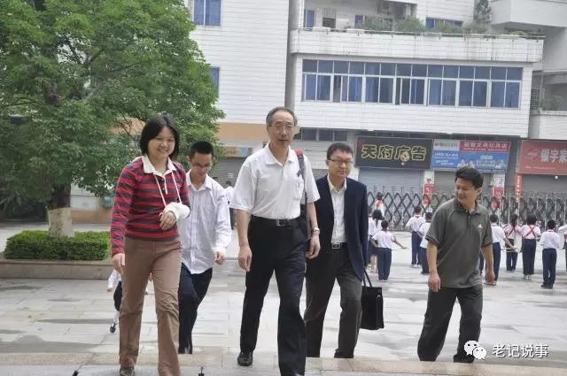 张继民应邀到东莞莞城英文学校演讲