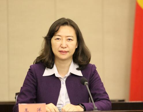 中共中央党校办公厅主任、新闻发言人王洋