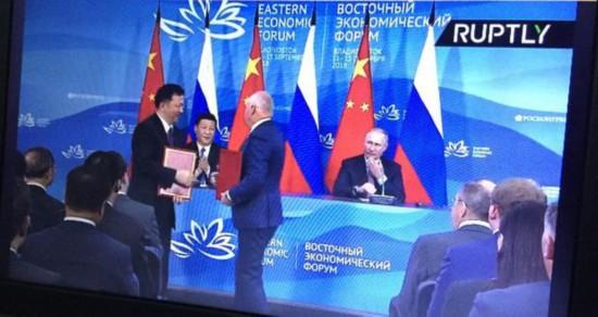 中央广播电视总台与今日俄罗斯通讯社签署合作协议