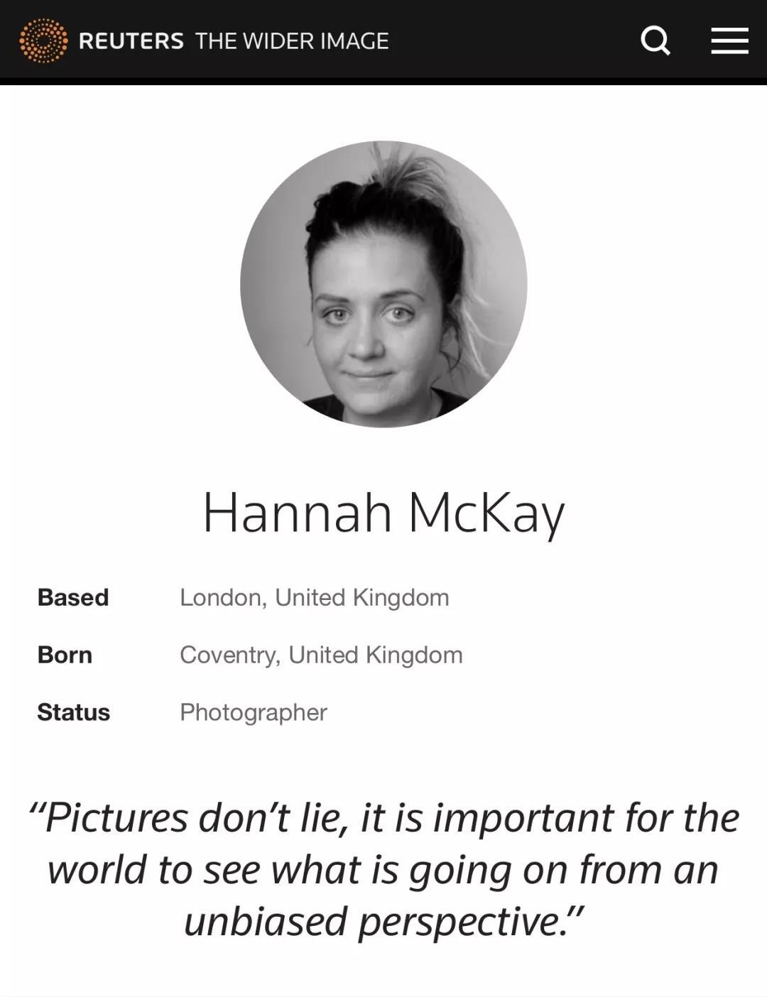 一名女性新闻摄影记者是怎样的体验?