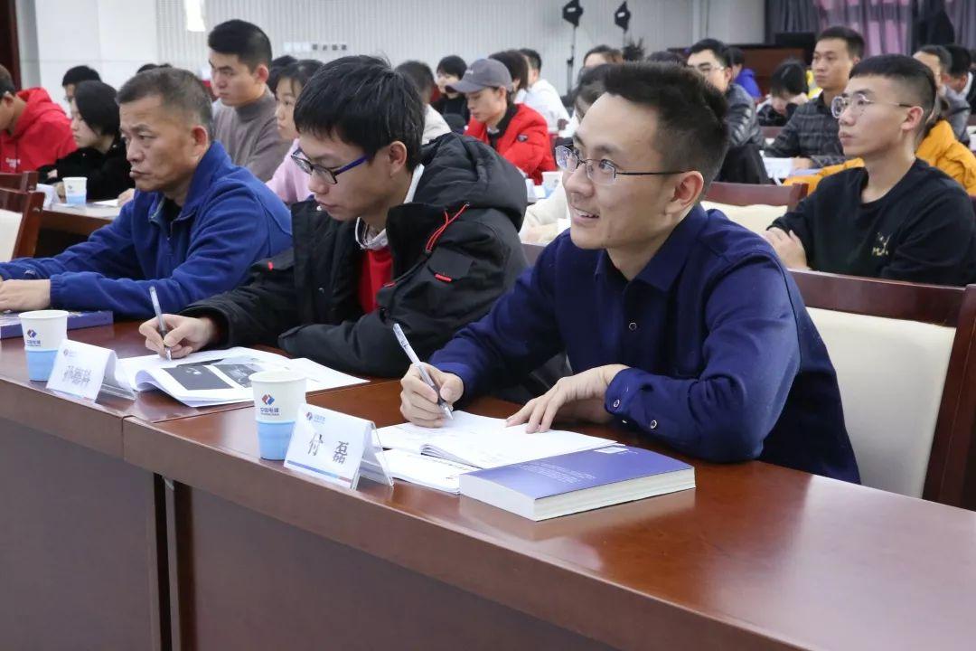 中电建建筑集团新闻选题策划与深度报道培训在京举办