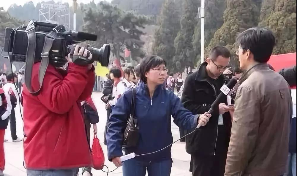 记者型主持人的采访技巧