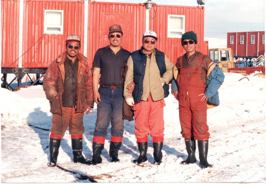 31年后,八勇士历数那深藏的南极磨难