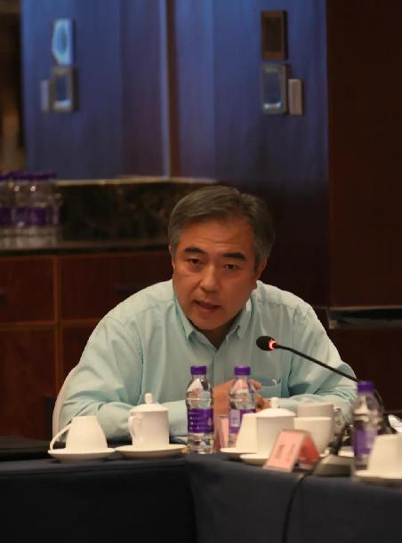 中国记协在京举办驻外记者座谈会