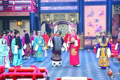 京剧电影《贞观盛事》靠什么捧得金鸡奖