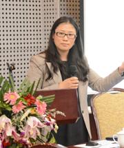 中国影视艺术协会副秘书长苏静