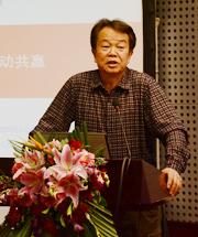 人民日报海外版原总编辑詹国枢