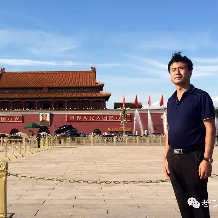傅广武:十月的歌