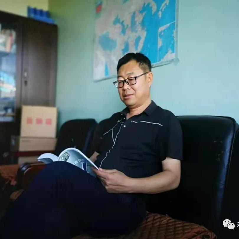 谷亮彬:这是我一生守候的地方