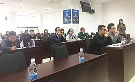 我网为新华联集团举办新闻写作与新媒体运用培训