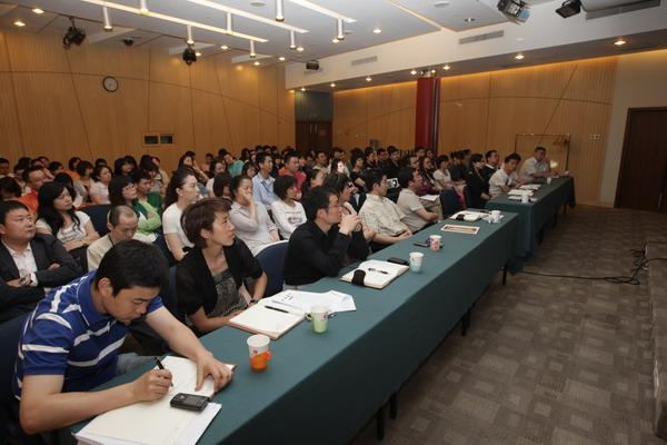 我网专家受邀为世界500强国机集团宣传干部授课