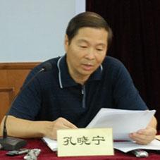 孔晓宁:人民日报海外版旅游部原主任