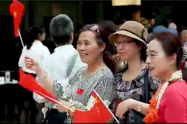 """玄武区庆祝新中国成立70周年戏剧""""快闪""""亮相""""学习强国""""全国平台"""