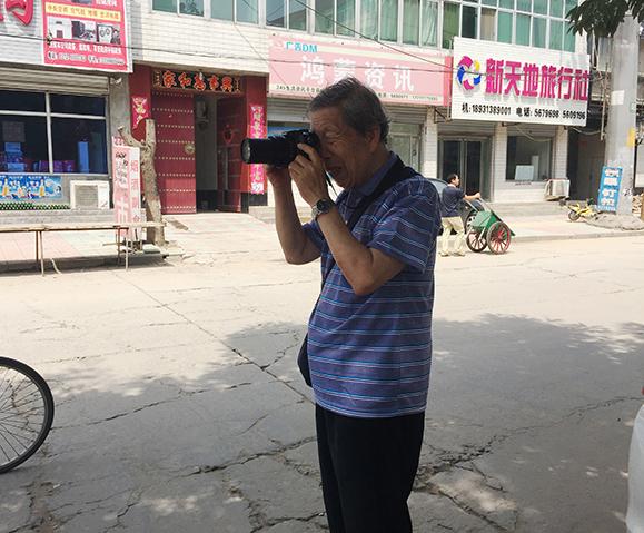 中国新闻培训网书画名家雄安新区采风行
