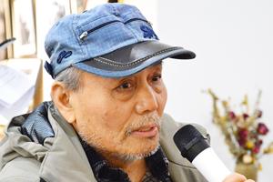 许林:与青年记者共勉